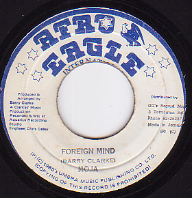 FOREIGN MIND(VG)