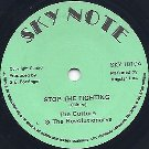 STOP THE FIGHTING (VG〜VG+)