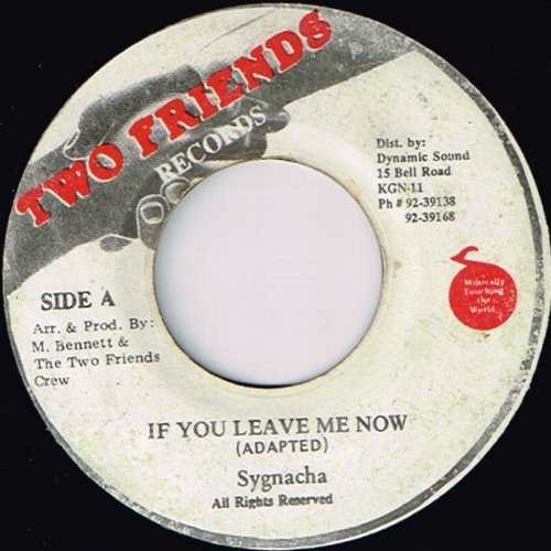 IF YOU LEAVE ME NOW (VG-〜VG)