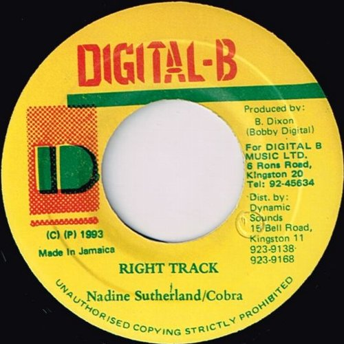 RIGHT TRACK (EX)