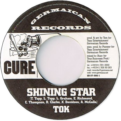 SHINING STAR (EX) / CURE Version (EX)