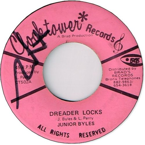 DREADER LOCKS (VG/WOL) / MILLITANT ROCK