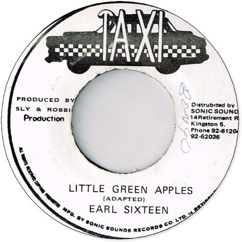 LITTLE GREEN APPLES (VG+)