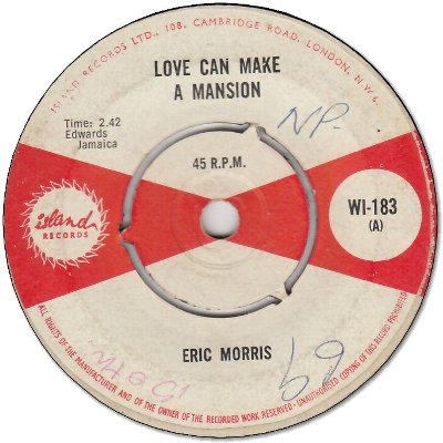 LOVE CAN MAKE A MANSION (VG/WOL) / UNGODLY PEOPLE (VG)