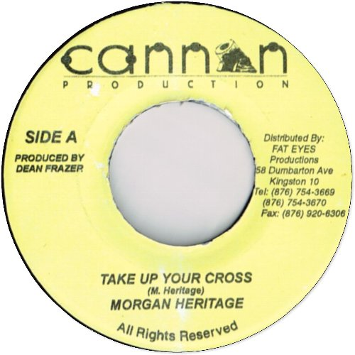 TAKE UP YOUR CROSS (EX)