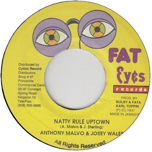 NATTY RULE UP TOWN (EX)