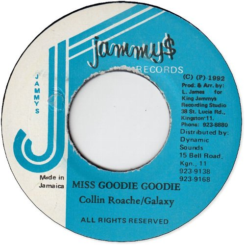 MISS GOODIE GOODIE (VG+)