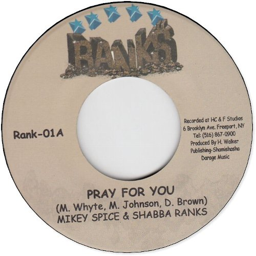 PRAY FOR YOU (VG+)