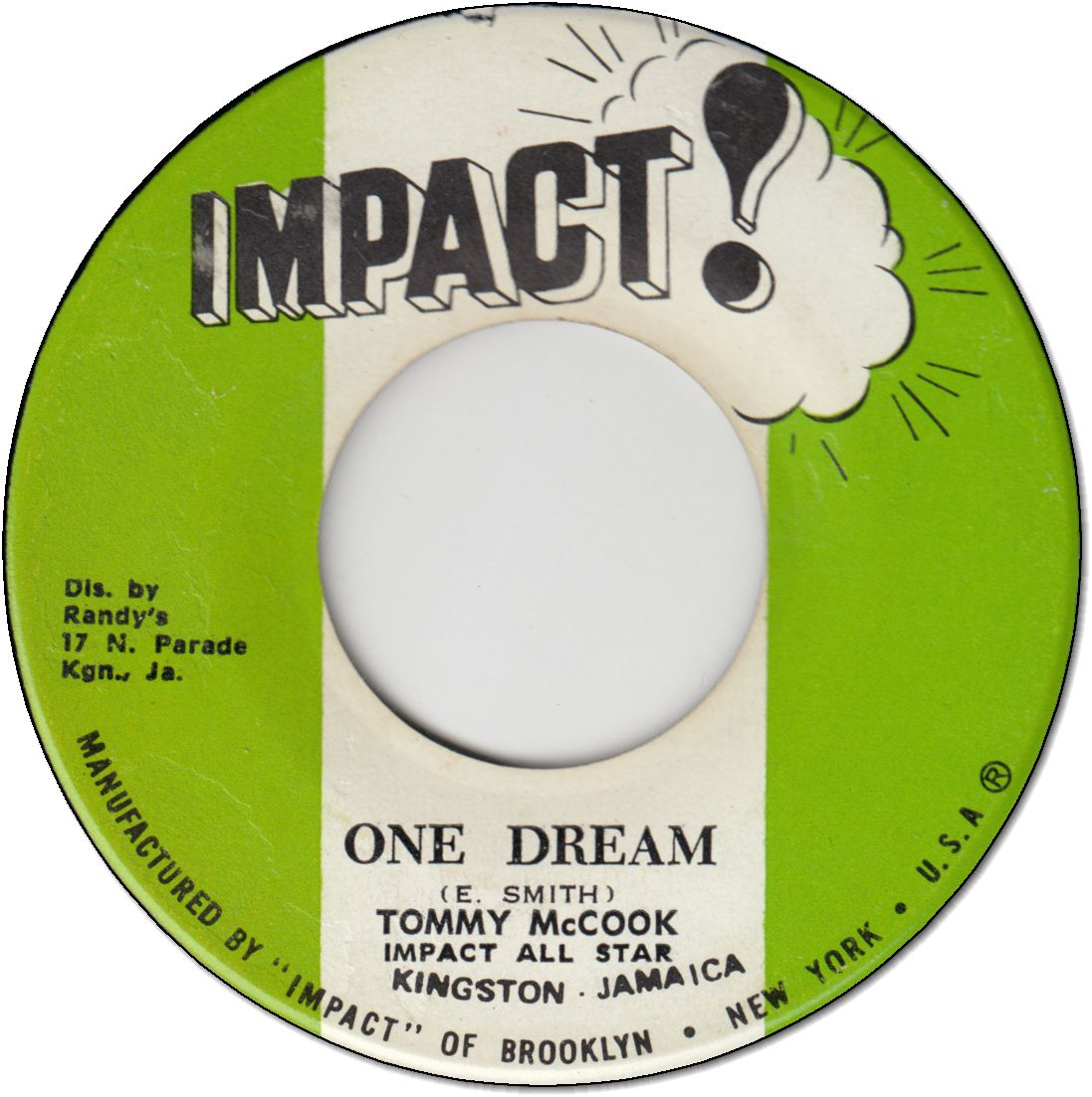 ONE DREAM (VG+)