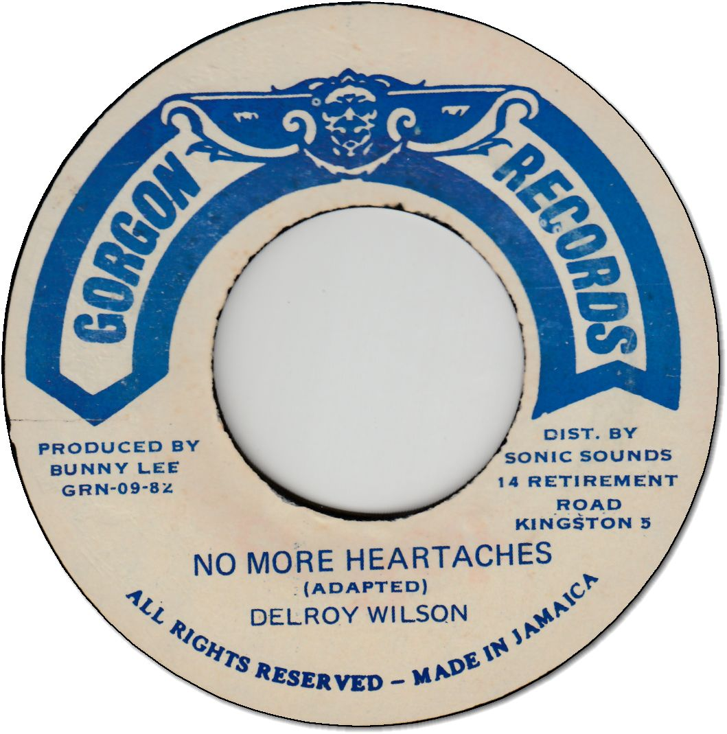 NO MORE HEARTACHES (VG+)