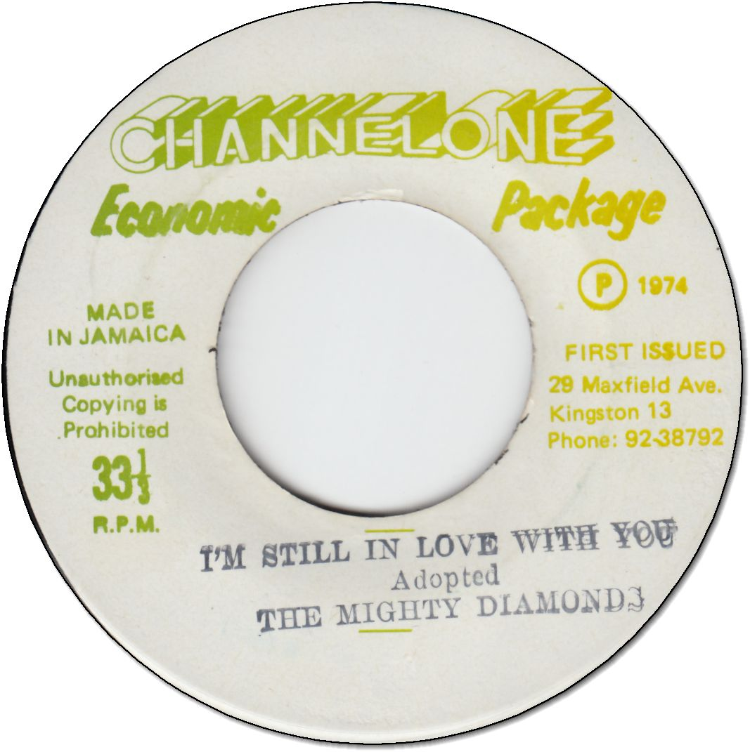 I'M STILL IN LOVE WITH YOU (VG) / LOVE ME GIRL (VG)
