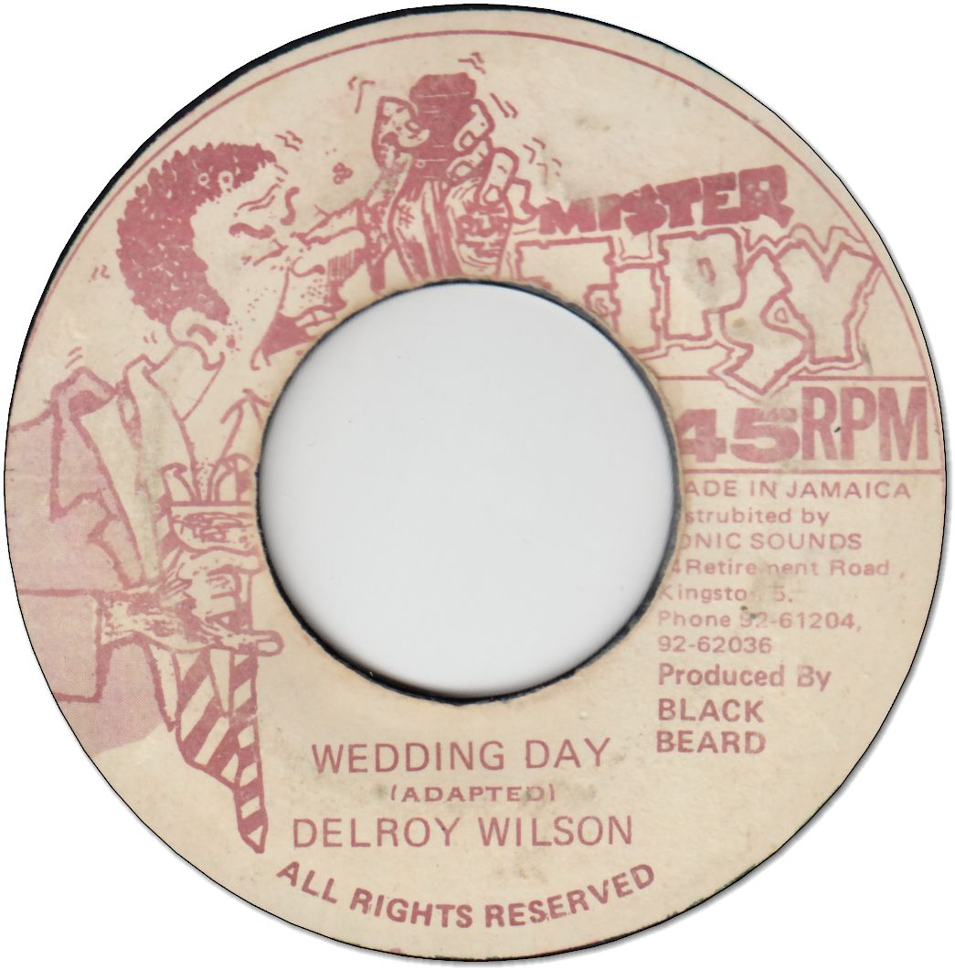 WEDDING DAY (VG+)