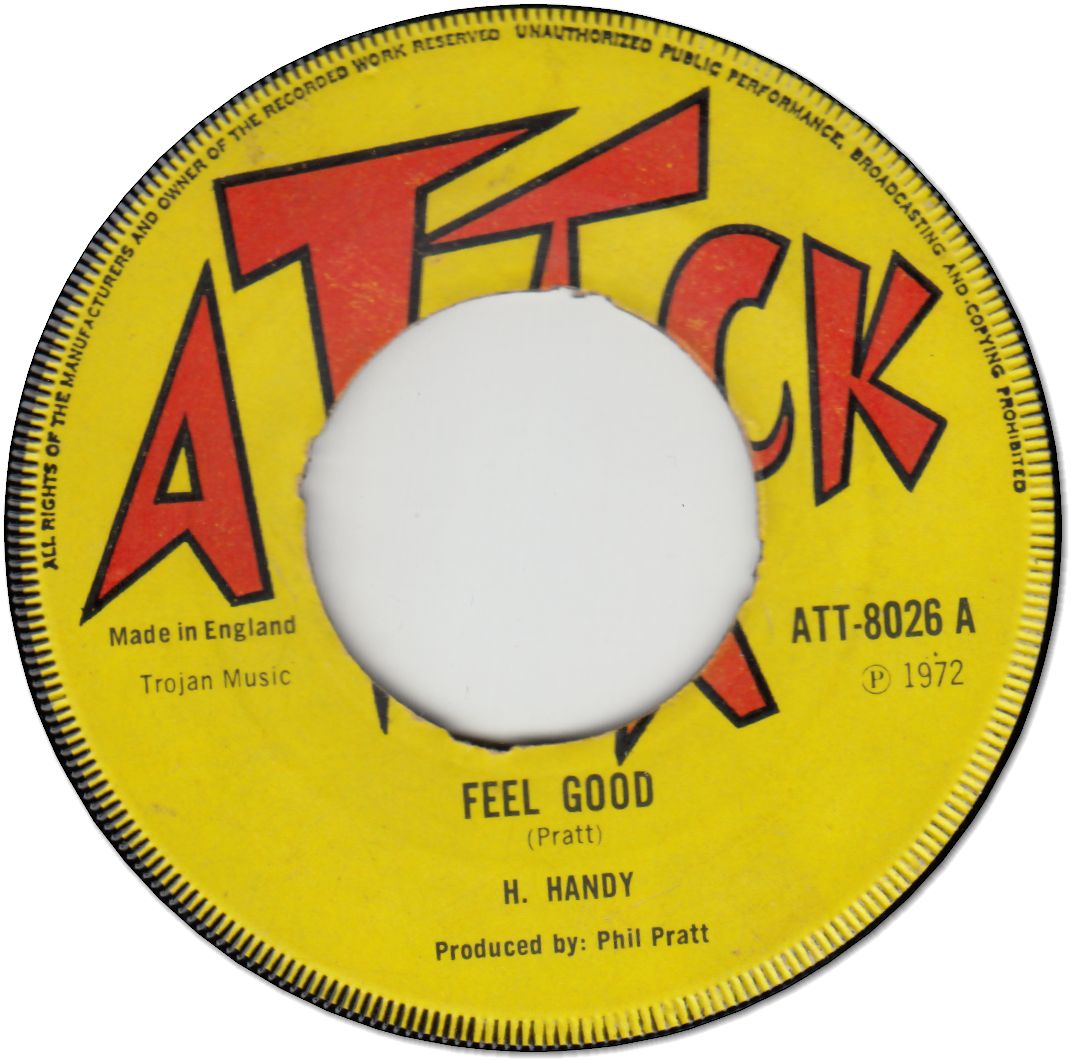 FEEL GOOD (VG- to VG) / VERSION