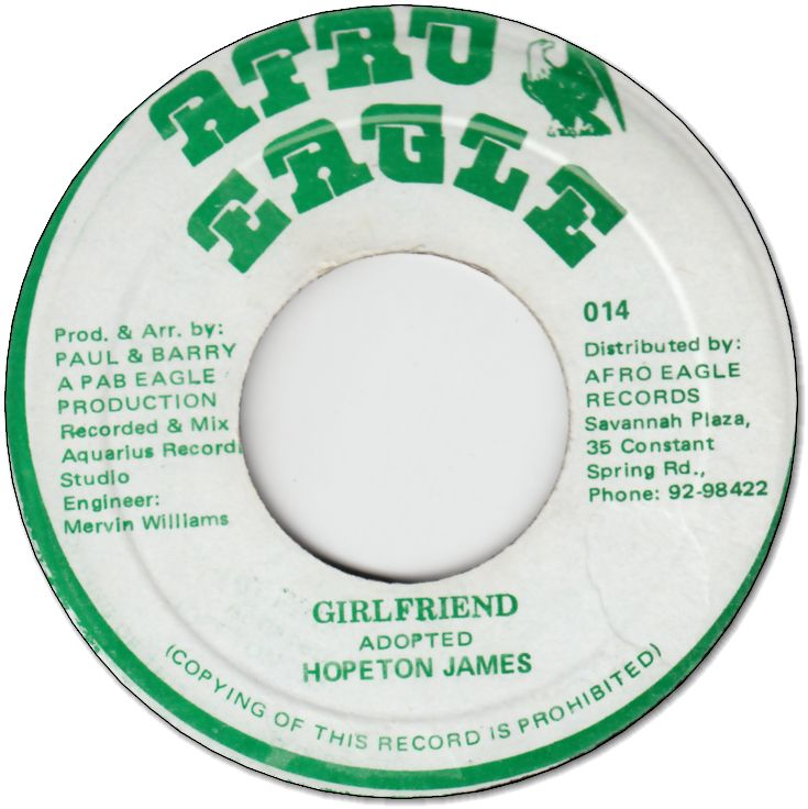 GIRLFRIEND (VG)
