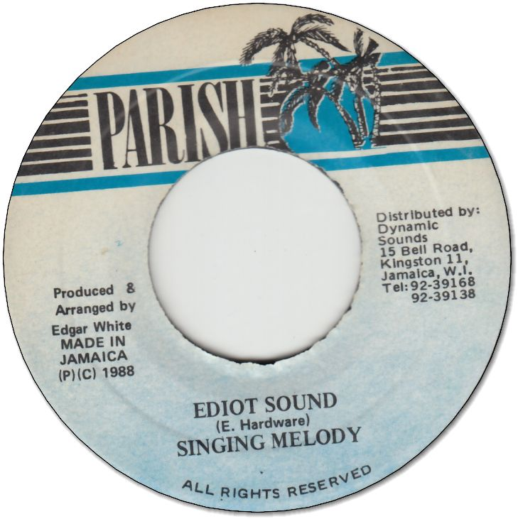 EDIOT SOUND (VG-)