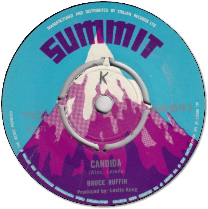 CANDIDA (VG) / ARE YOU READY (VG+)