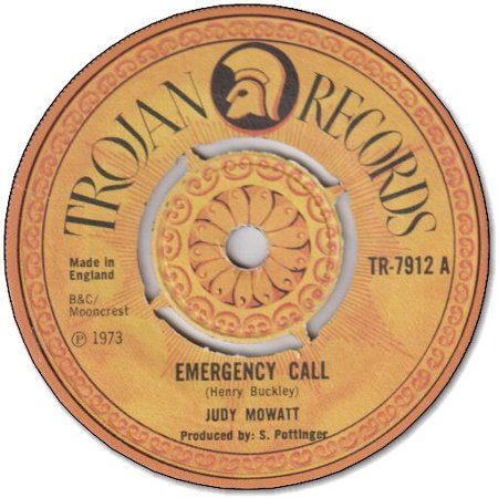 EMERGENCY CALL (VG+) / VERSION (VG+9