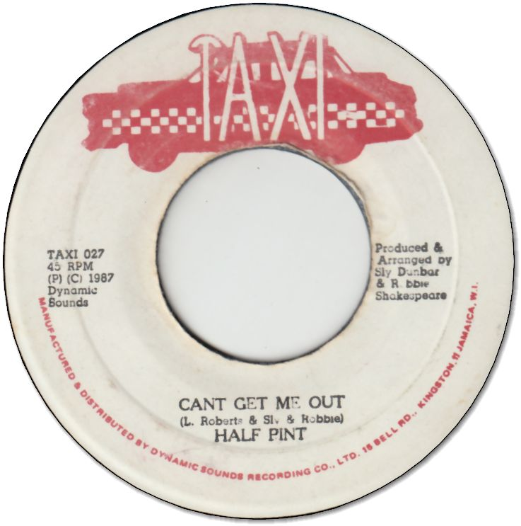 CAN'T GET ME OUT (VG+)