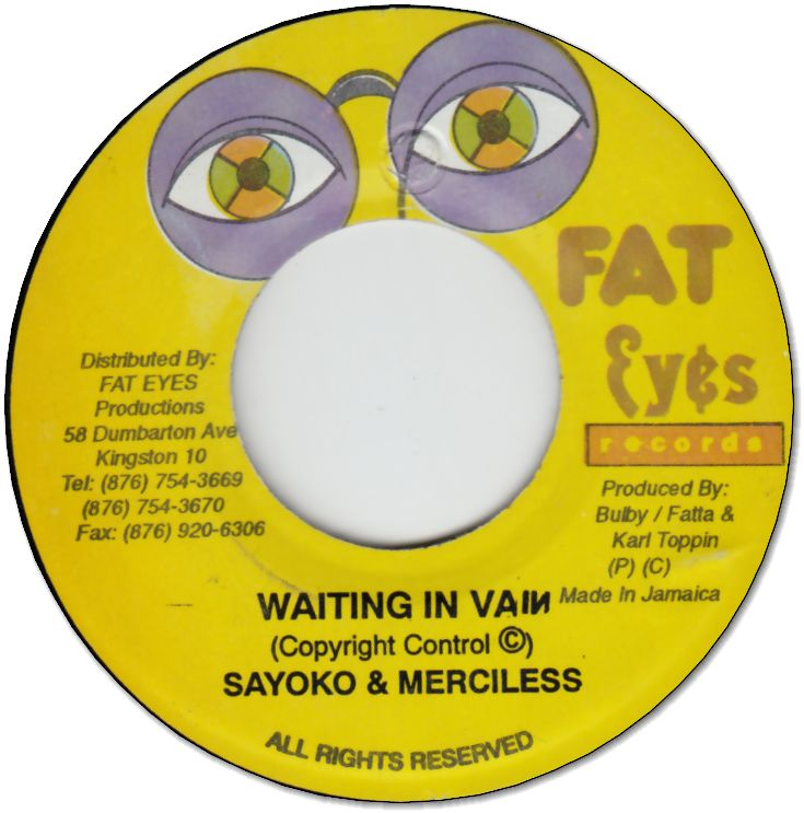 WAITING IN VAIN (VG)