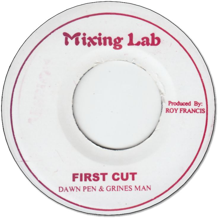 FIRST CUT IS THE DEEPEST(VG+)