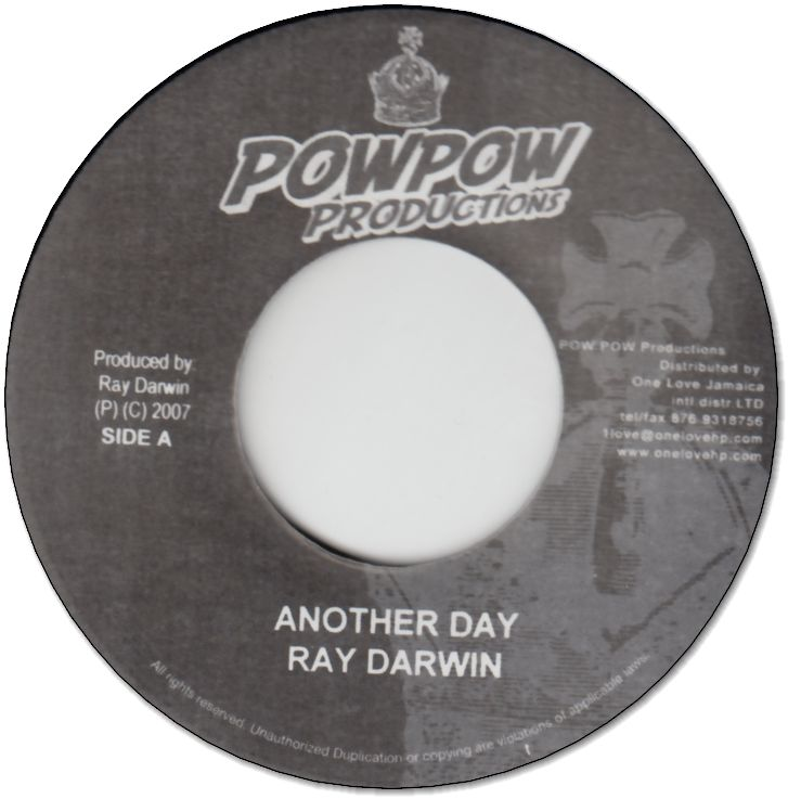 ANOTHER DAY (VG+)
