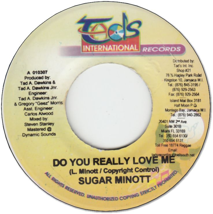 DO YOU REALLY LOVE ME (EX)