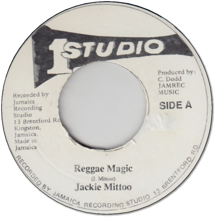 REGGAE MAGIC(VG+) / Pt.2(VG-)