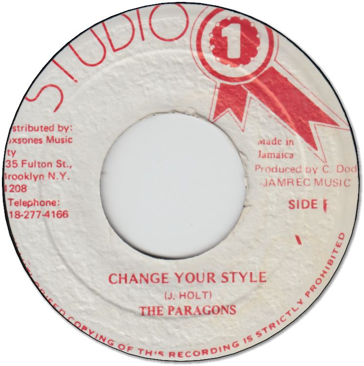 HAVE YOU EVER BEEN IN LOVE (VG+) / CHANGE YOUR STYLE VERSION (VG)