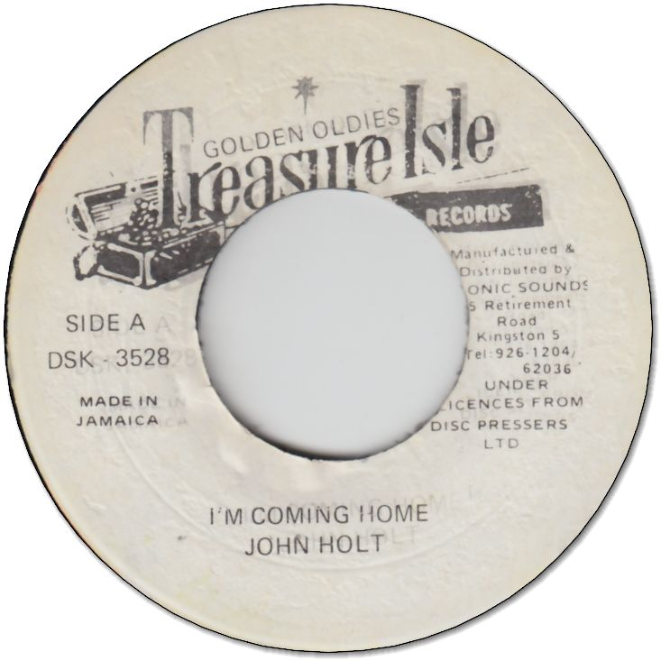 I'M COMING HOME (VG) / VERSION