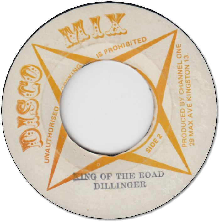 KING OF THE ROAD (VG+)
