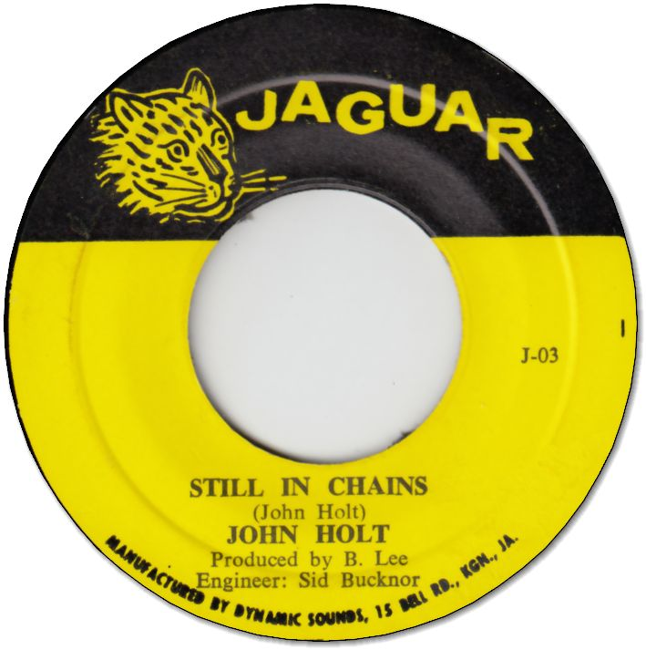 STILL IN CHAINS (VG+) / CHAINS (VG)