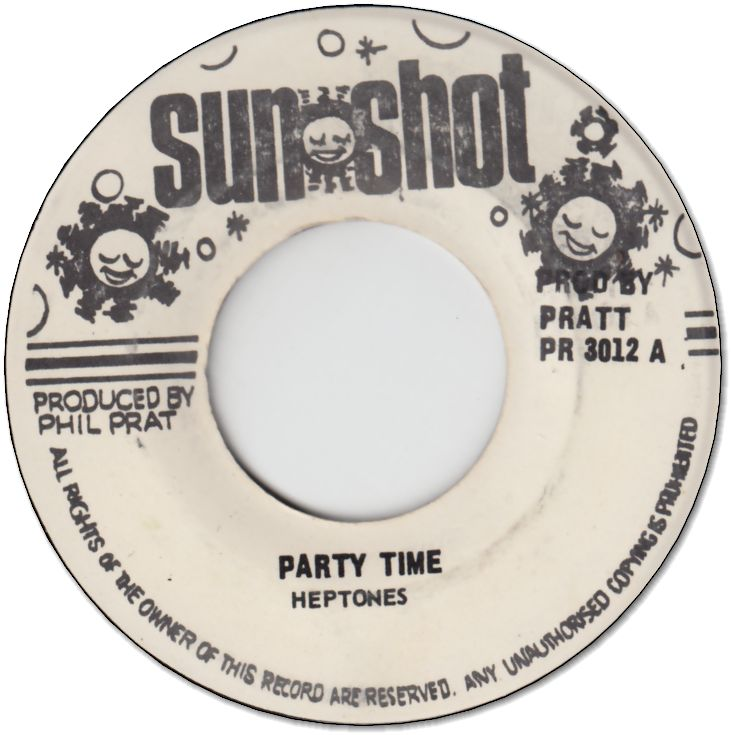 PARTY TIME(G) / SOUNDS OF NOW DUB (G+)