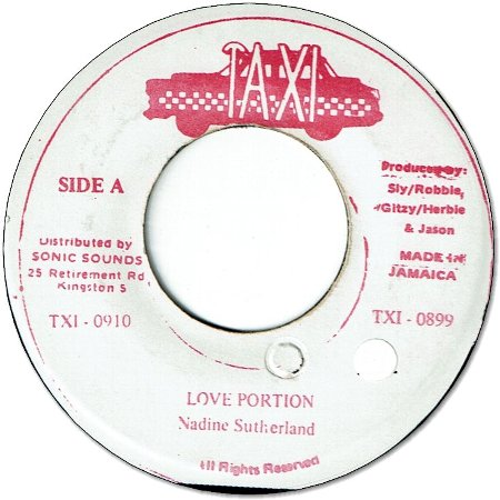 LOVE POTION  (VG/seal)