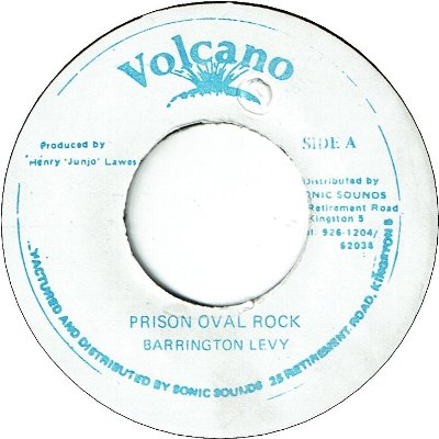 PRISON OVAL ROCK (VG+) / MOONLIGHT LOVER (VG)