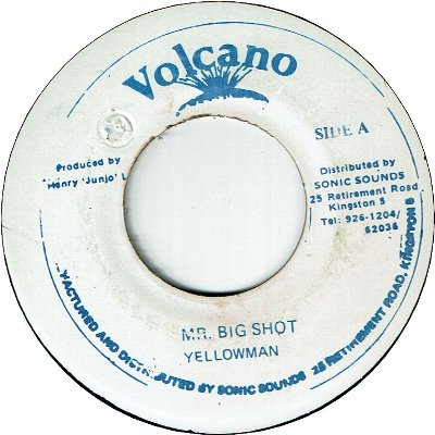 Mr.BIG SHOT (VG)