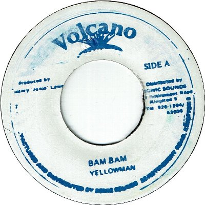 BAM BAM (VG+) / Mr.BIG SHOT (VG+