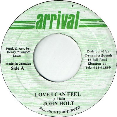 LOVE I CAN FEEL (VG) / FAT SHE FAT