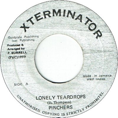LONELY TEARDROPS (VG+)