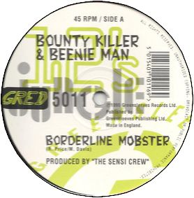 BORDERLINE MOBSTER 'Jungle Mix'