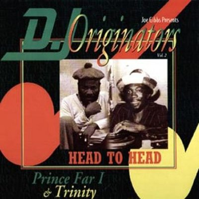 DJ ORIGINATORS HEAD TO HEAD VOL.2