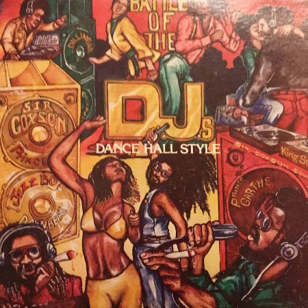 BATTLE OF THE DJ'S : Dance Hall Style