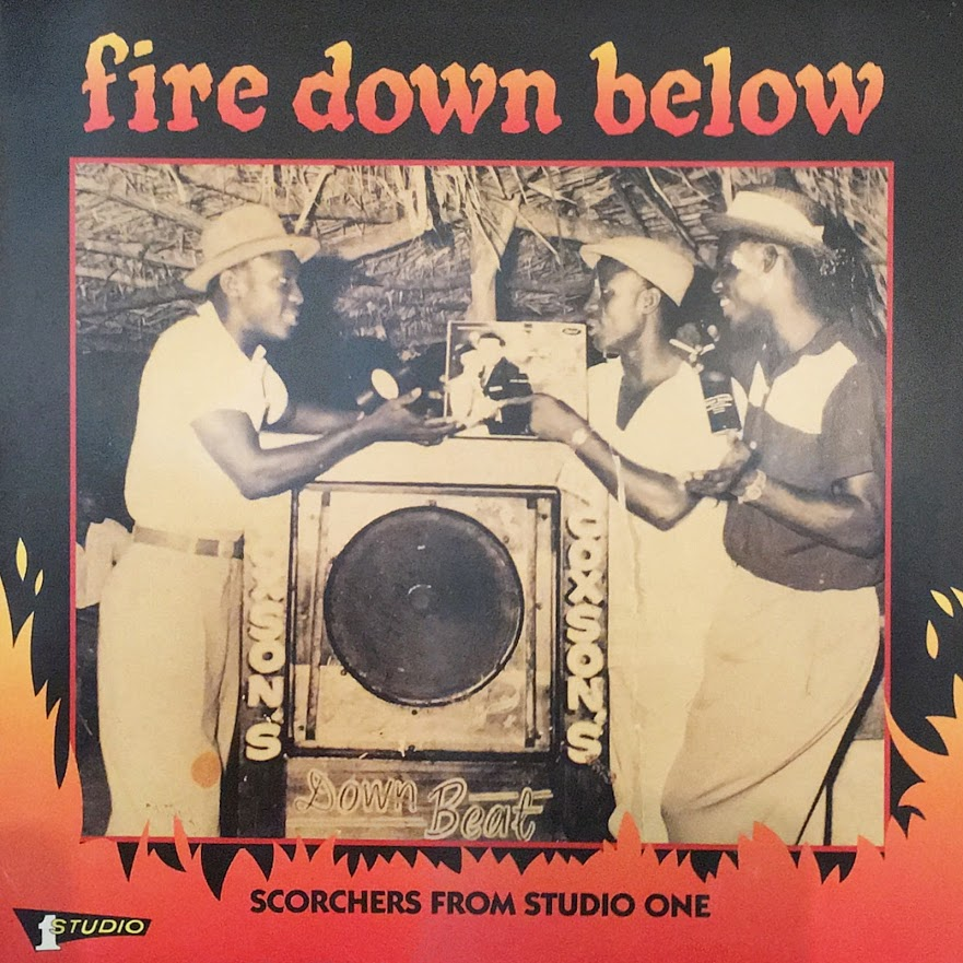 FIRE DOWN BELOW