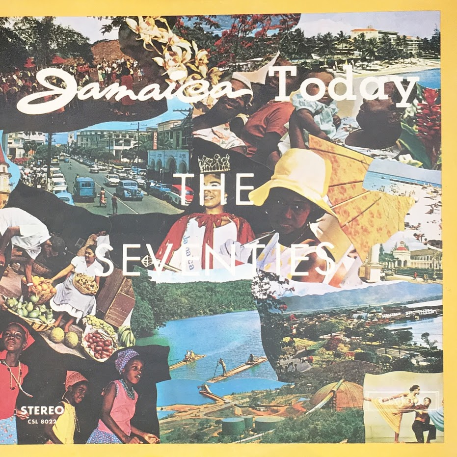 JAMAICA TODAY THE SEVENTIES