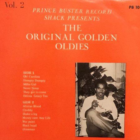 THE ORIGINAL GOLDEN OLDIES Vol.2