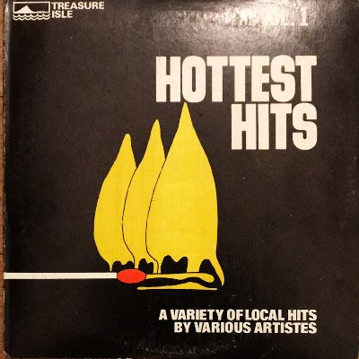 HOTTEST HITS Vol.1