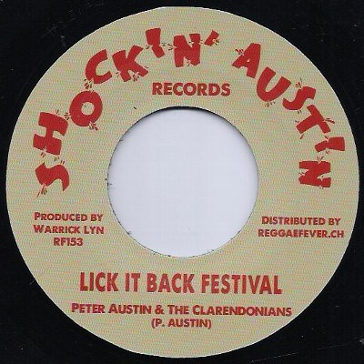 LICK IT BACK FESTIVAL / BABY DON'T DO IT