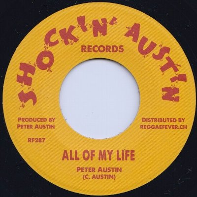 ALL OF MY LIFE / VERSION
