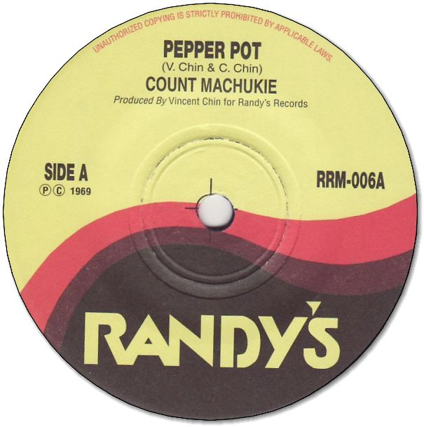 PEPPER POT / WALKING TROUBLE