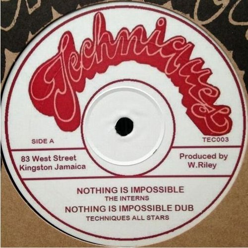 NOTHING IS IMPOSSIBLE / COCONUT OIL / ZION I