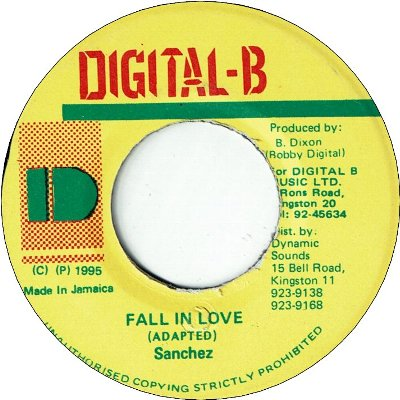 FALL IN LOVE (VG)
